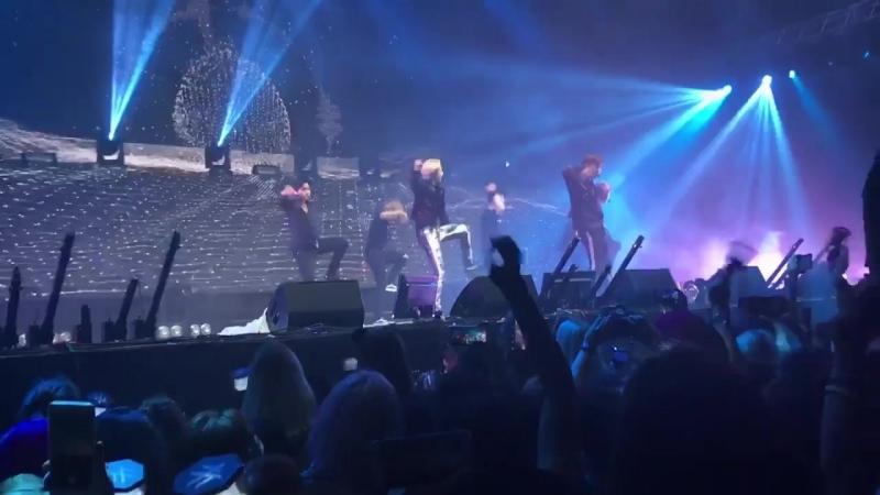 [VK][180620] MONSTA X fancam - Dramarama @ THE 2nd WORLD TOUR 'THE CONNECT' in Amsterdam