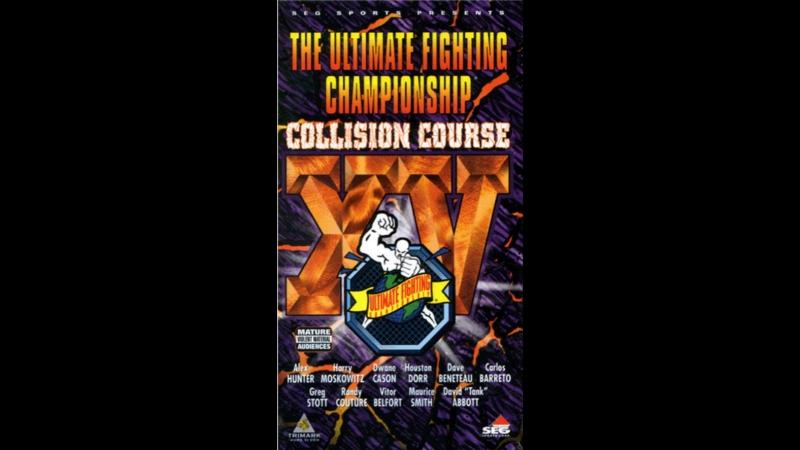 UFC 15 - Collision Course