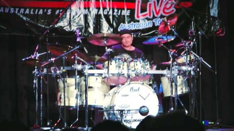 Virgil Donati Drum Solo With Music by Alastair Taylor.mp4