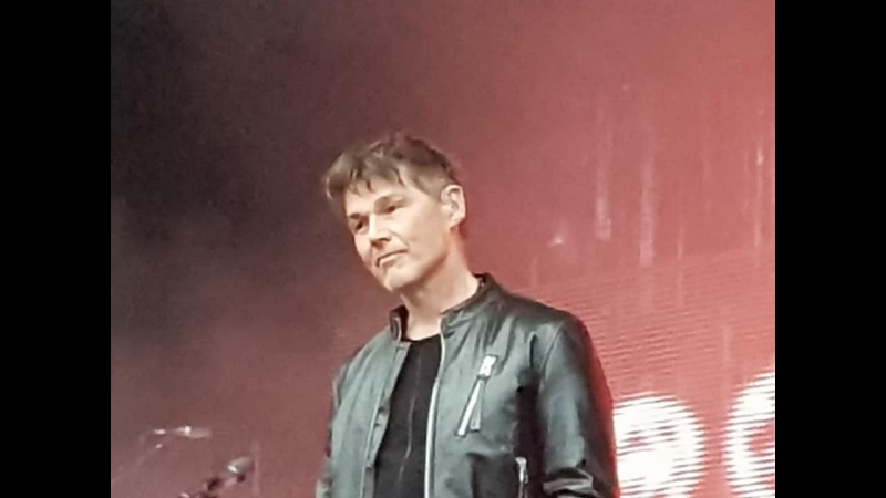 A-ha - I`ve Been Losing You (electric summer) Trondheim, 15.08.18
