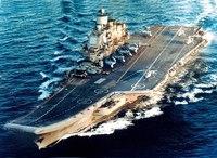 03.08.07 16:22 - Россия хочет ввести в Крым единственный авианосец и зовет Украину на учения НАТО Обсуждение темы.