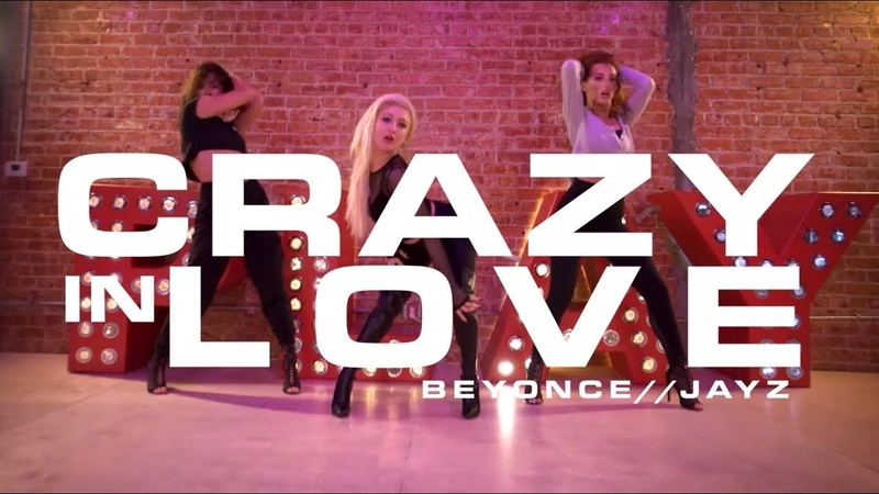 Beyoncé - Crazy In Love - Choreoraphy by Marissa Heart | PlaygroundLA