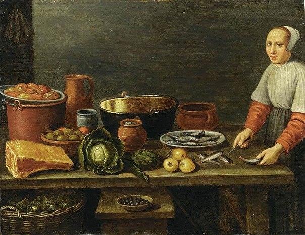 Еда в искусстве