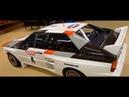 1983 Audi Quattro A2 Restoration