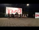 выступление на танцевальном шоу