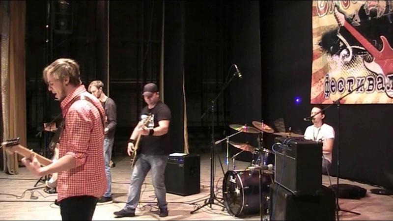 Cover Rock Band - Колхозный панк 22.09.2018 (Калачинск)