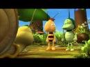 Новые приключения пчелки Майя, серия 18
