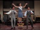 Debbie Reynolds Donald O'Connor Gene Kelly - Good morning (OST Singin' In The Rain)
