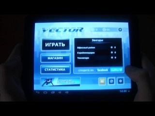 Краткий обзор на планшет  teXet TM-8041HD