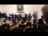 Концерт отделовЭстрадный оркестрДМШ им. Й.Гайдна