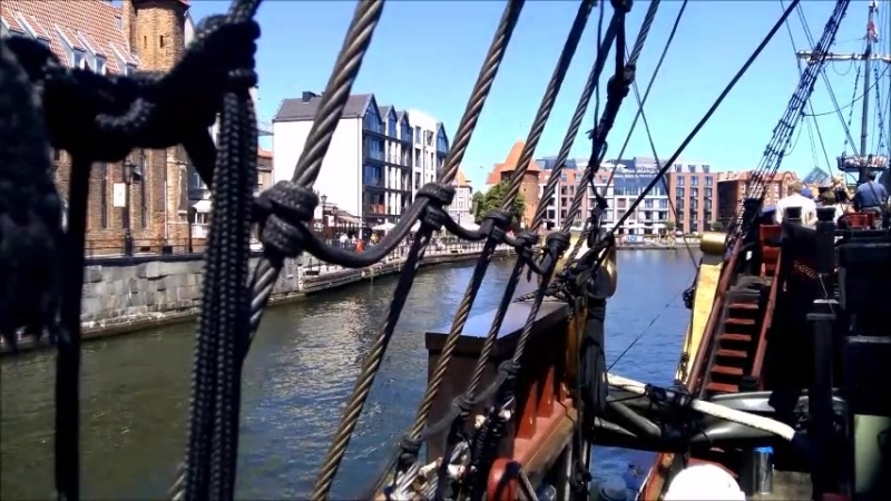 Poland vacation part 2 - Set sails in Gdańsk