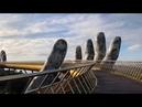 Cây cầu bàn tay khổng lồ ở Đà Nẵng - Địa điểm đẹp tại Bà Nà Hills