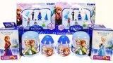 ХОЛОДНОЕ СЕРДЦЕ ДИСНЕЙ Mix! СЮРПРИЗЫ мультфильм Frozen Disney Sweet Box, Kinder Surprise unboxing
