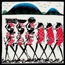 ТИНГАТИНГА - шедевры глянцевой живописи Восточной Африки.
