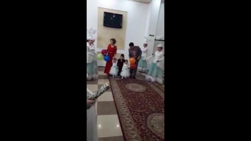 Айару, Аңсаған тұсау кесер тойы 2018