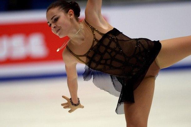 Голая сотникова в порно видео олимпийская чемпионка 6 фотография