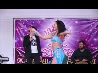 Фестиваль MARHABA 2019,Сивохина Юлия, OPEN-STAGE,оркестр Al Azdekaa