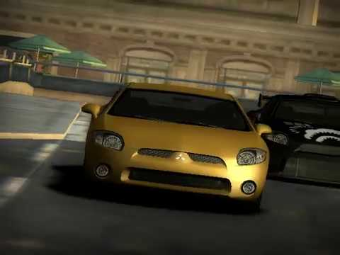 Need for Speed 3 Most Wanted 2005 Дуэль с Биг лу