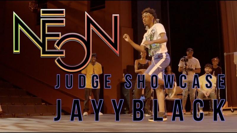 JAYYBLACK JUDGE SHOWCASE NEON 2018 | Danceproject.info