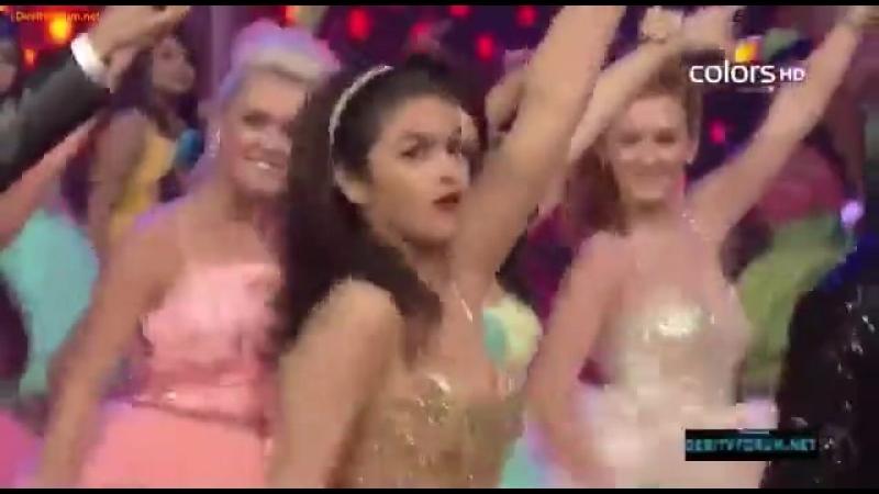 [v-s.mobi]SOTY cast dance to Disco Deewane [Jhalak Dikhhla Jaa - 29th Septem.mp4