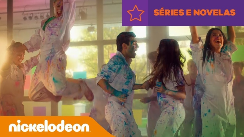 Kallys Mashup | Clipe Uníssono | Brasil | Nickelodeon em Português