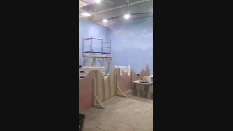 Хроника строительства новых «КидБурга» и «Сказкиного Дома» в Самаре