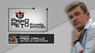 Papo Reto com Andrés Sanchez e Fábio Carille
