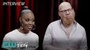 "IHeartRadio Music Festival | Backstage with Nafessa Williams Marvin ""Krondon Jones III | The CW"