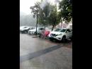 It's raining,man