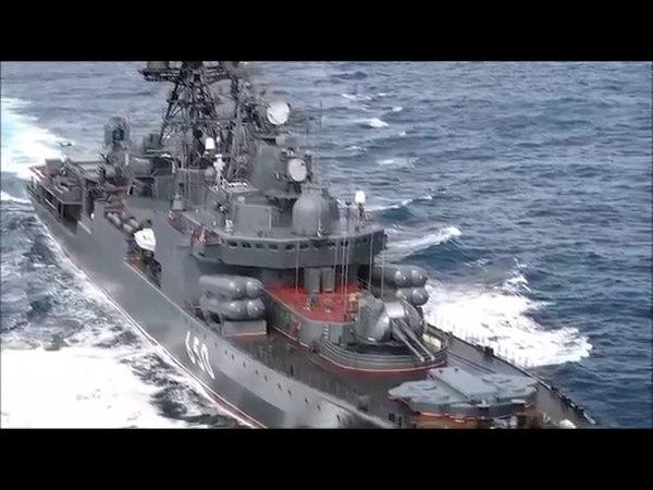 Самые большые корабли ВМФ России
