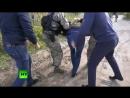 Эпичное задержания главаря «Хизб ут-Тахрир» в Татарстане