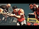 Anabolic Horse VS Matt - Strength Wars League 2K17 #27