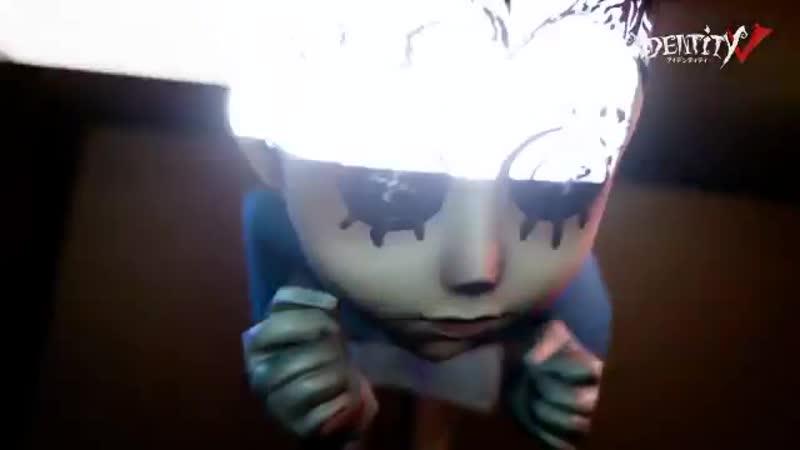 Доктор прячется от Клоуна