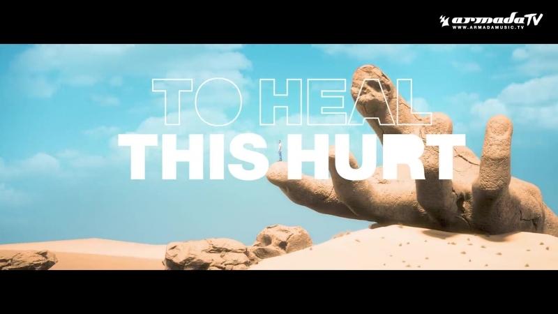 Armin van Buuren feat. James Newman - Therapy (Official Lyric Video)