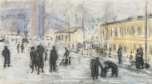 Святослав Рихтер - художник.
