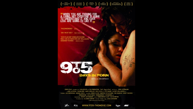9 to 5 Days in Porn (2008)/ С 9 до 5: рабочие будни порнозвезды. (18)