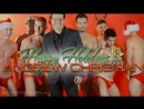 Andrew Christian - Hunky Santas - The Holiday Card (Uncensored)