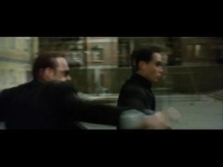 The Matrix Reloaded - Neo VS Agents Smith Fight Scene