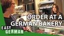 How to order something in a German bakery Super Easy German 104