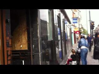 VLOG из Англии Как взять деньги в Лондоне, Англия