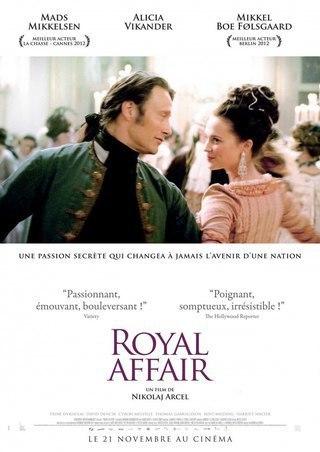 Королевский роман (2012)