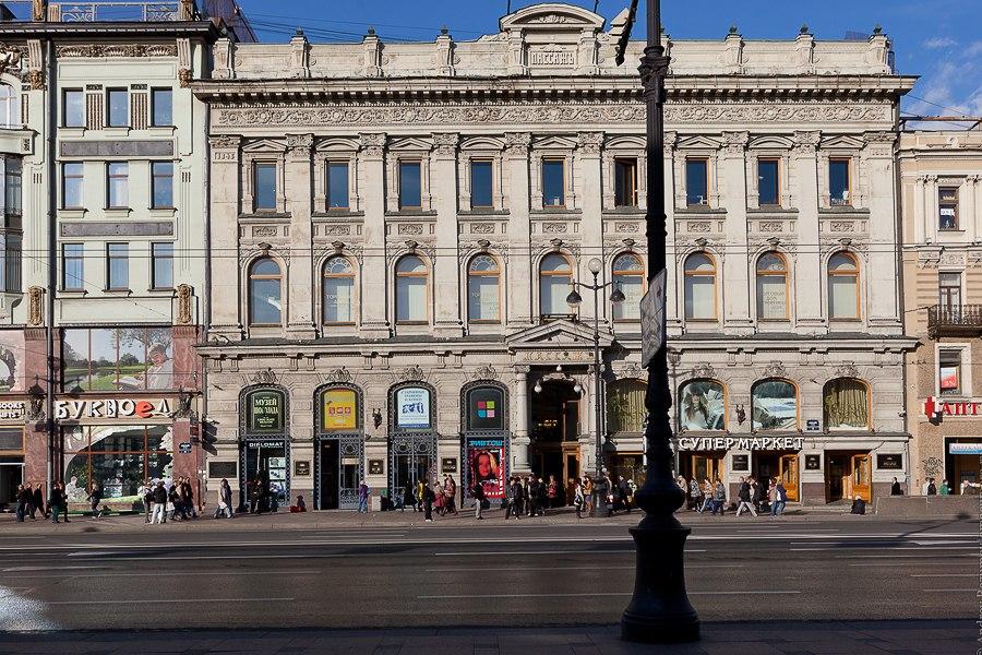 Санкт-Петербург экскурсия Невский проспект Пассаж