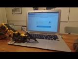 Robot beats I am not a Robot Captcha