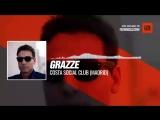 @grazzemusic - Costa Social Club (Madrid) #Periscope #Techno #music