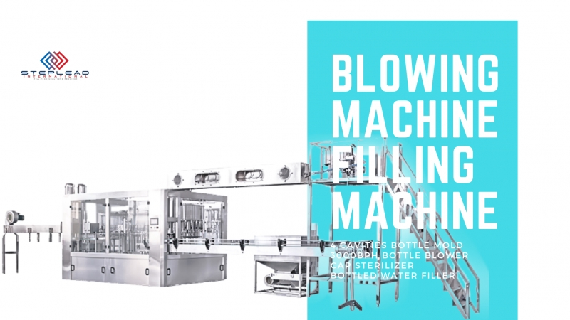 Filling machine blowing machine:Fully automatic from blower to filler 2018 (ADVANCED)