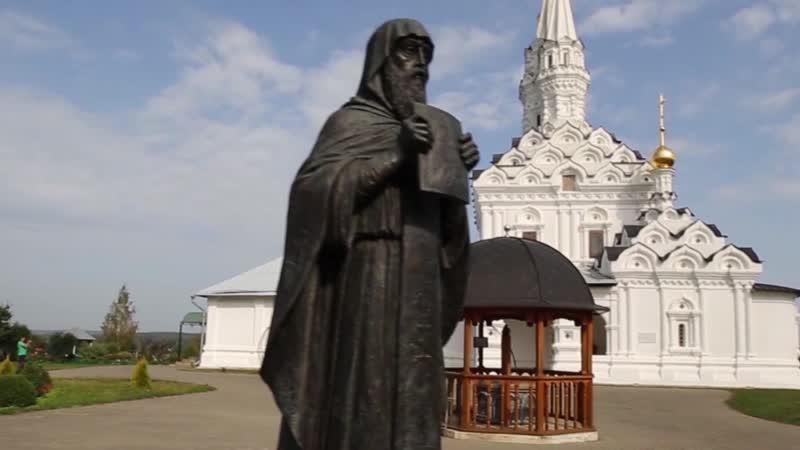 Вязьма. Иоанно-Предтеченский монастырь. Церковь Одигитрии