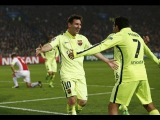 Аякс Барселона 0 2 ~ Обзор Матча и Все Голы ~ Лига Чемпионов 2014
