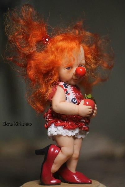 Куколки Елены Кириленко