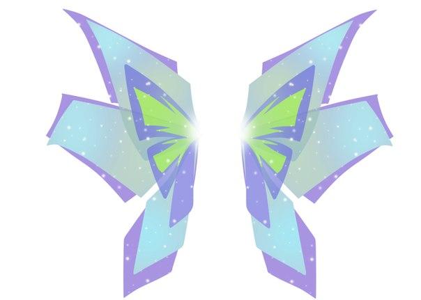 Винкс Мификс из 6 сезона +крылья