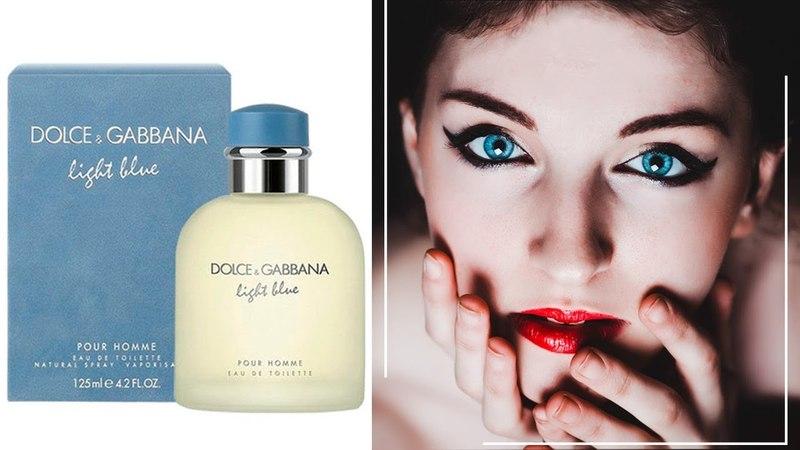 Dolce and Gabbana Light Blue Pour Homme Дольче Габбана Лайт Блю мужские обзоры и отзывы о духах